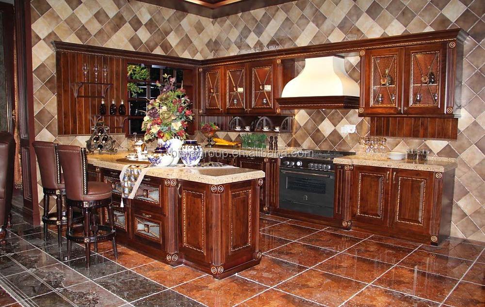madera mueble cocina kithcen isla en el estilo americano muebles de cocina tradicional de