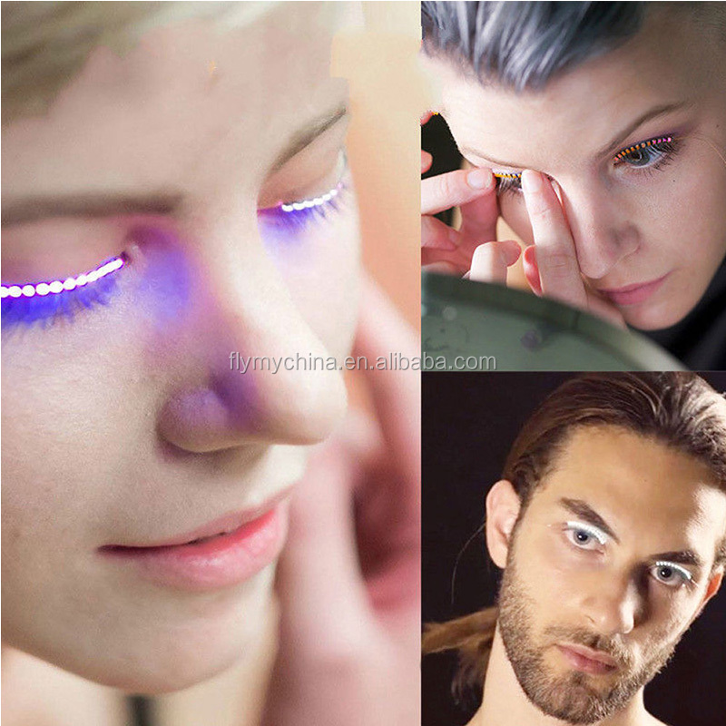 2017 Newest High Quality Safety Flash Led Lashes