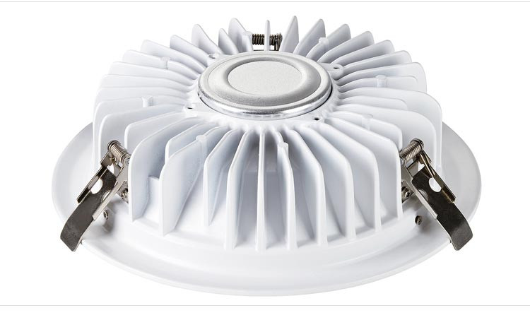 38W Round surface mounted aluminum housing spot led downlight