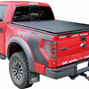 pickup truck accessories 16-17 Tacoma Standard Short Bed 6' soft roll-up tonneau cover