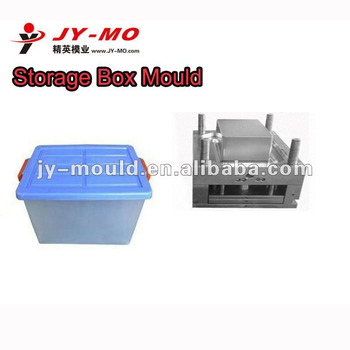 recycled PP/ABS plastic storage box mould, SUPPLY PLASTIC CONTAINER MOLDING
