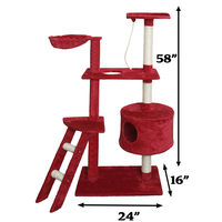 STOCK!!! cat tree, pet furniture, arbre chat
