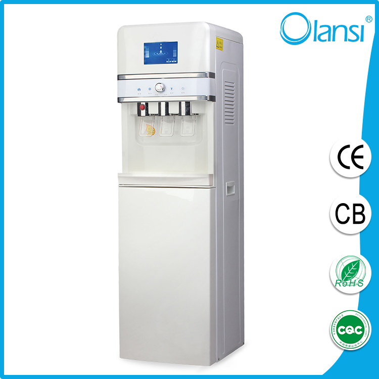 Olansi Staande Water Behandeling Machine Warm en Koud Purifier Machine Keramische water dispenser