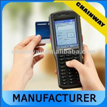 Handheld LF RFID Reader Writer, 125kHz or 134.2kHz, with wifi, optional GPRS, GPS,Camera, etc.