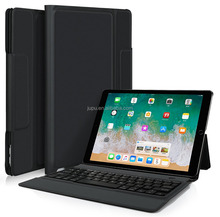 For ipad pro 10.5 case as a pad cover Lightweight Stand Port folio Case with Bluetooth Keyboard cover case