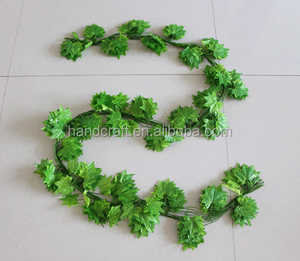 artificial garland for party supply