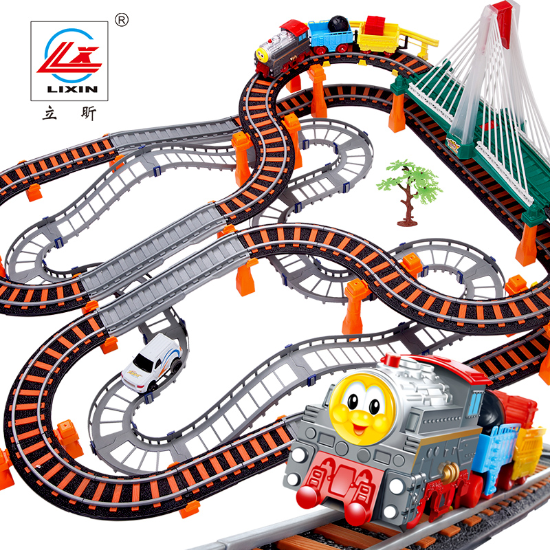 Train Track Toys 56