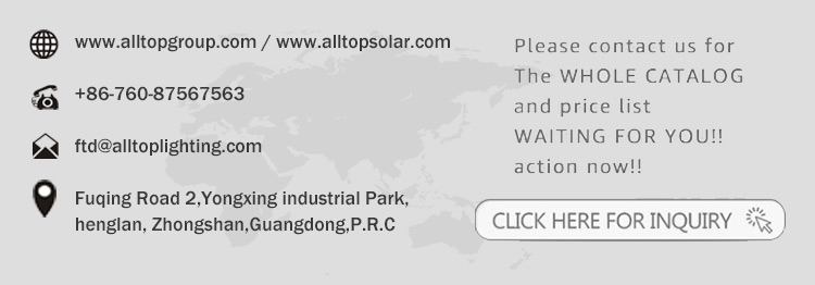ALLTOP municipal solar street lights best quality supplier-23