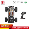WLTOYS A333 High Speed RC Car 1:12 Scale 4CH 2.4G 2WD 35km/h RC Competition Car strong Power 390 Motor Shock Resistant SJY-A333