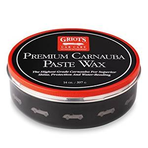 Griot's Garage 11029 Premium Carnauba Paste Wax - 14 oz. by Griot's Garage