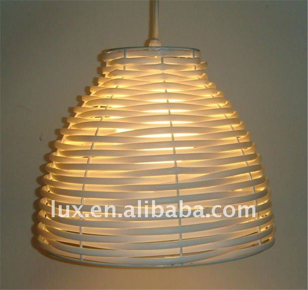 Outdoor Rattan Pendant Lamp LS-JP330