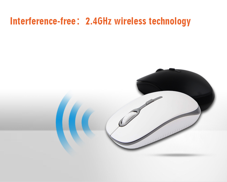 Wireless mouse Optice Computer Accessories Computer Mouse