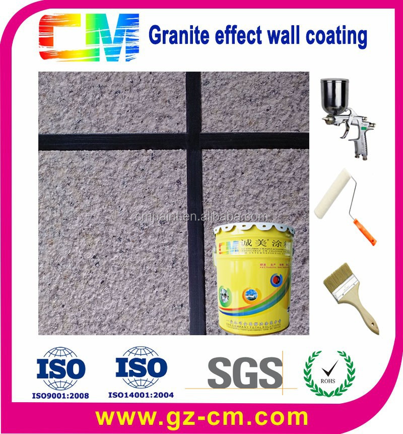 <strong>Coating</strong> to coat stone effect faux granite finish exterior brick texture