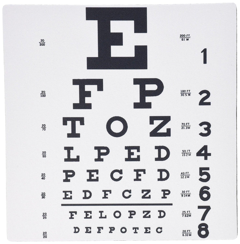 Buy Emi Kindergarten Eye Chart 22 In X 11 In In Cheap Price On M