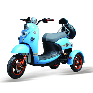 Cheap price 60V 1000W fat tire ebike adult 3 wheel electric bike bicycle from China