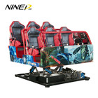 Great Fun Hydraulic/Electronic 5D/7D/8D Cinema Theater Set 4D Home Cinema