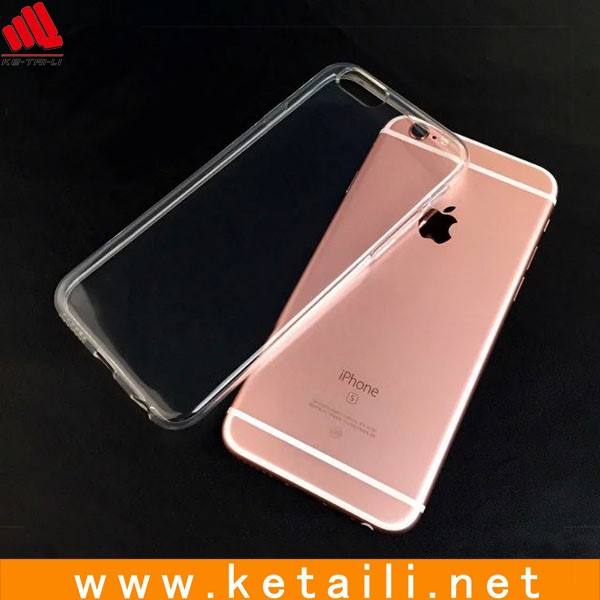 Ultra thin slim TPU phone cover for iphone 6, for iphone 6s cover