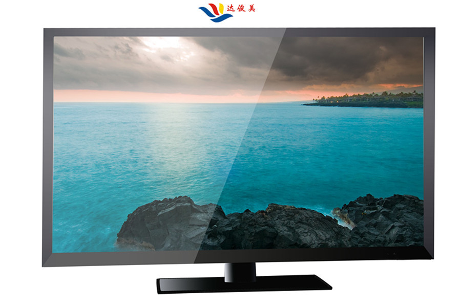 "52"" LED smart tv iconic led tv"