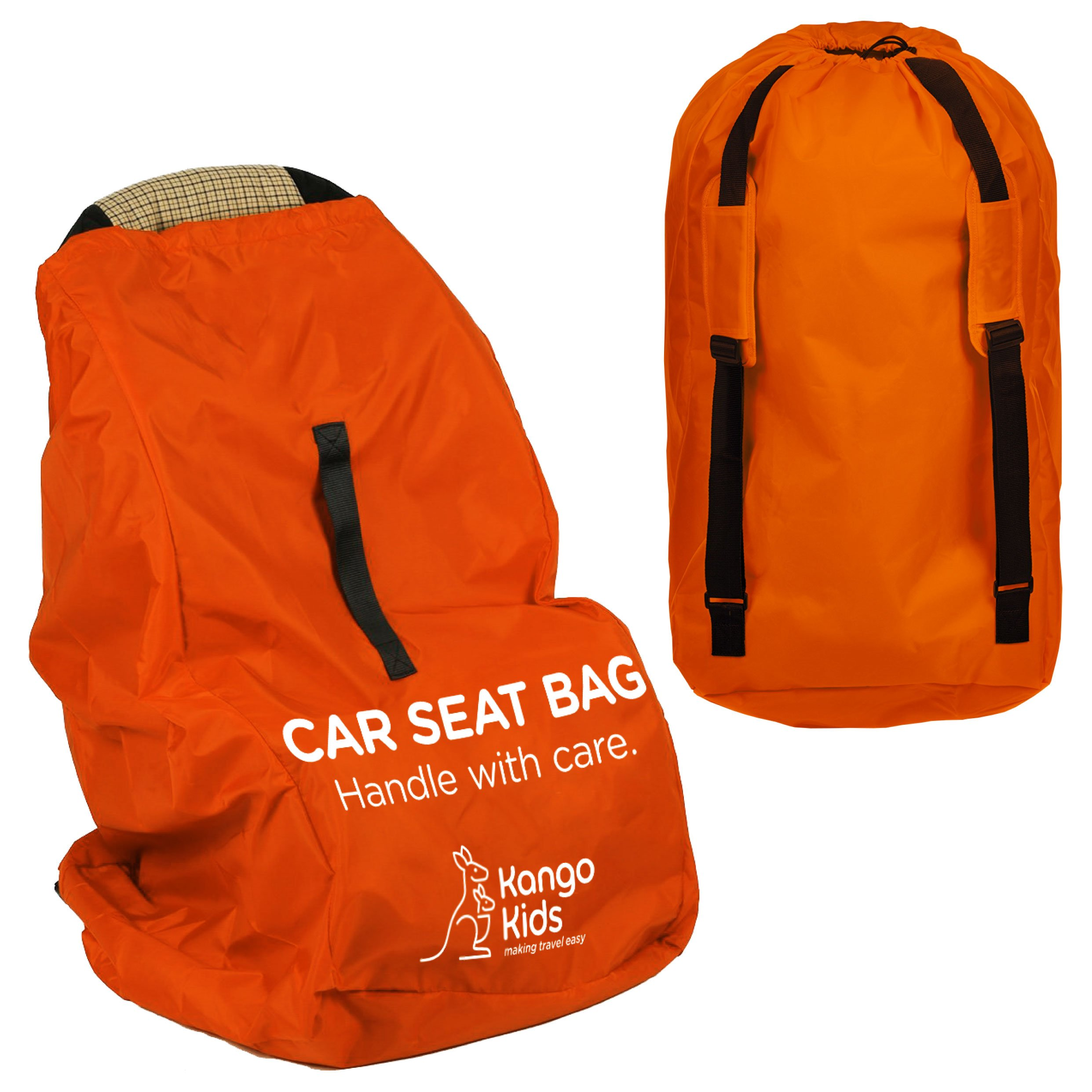 Car Seat Travel Bag Make Easier Save Money Carseat Carrier For Airport