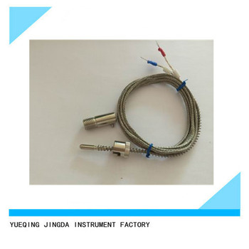 Best Sale K Type Spring Thermocouple And K Type Thermocouple Ring,Pt100  Temperature Sensor Factory Price - Buy Resistance Temperature  Detector,Pt100