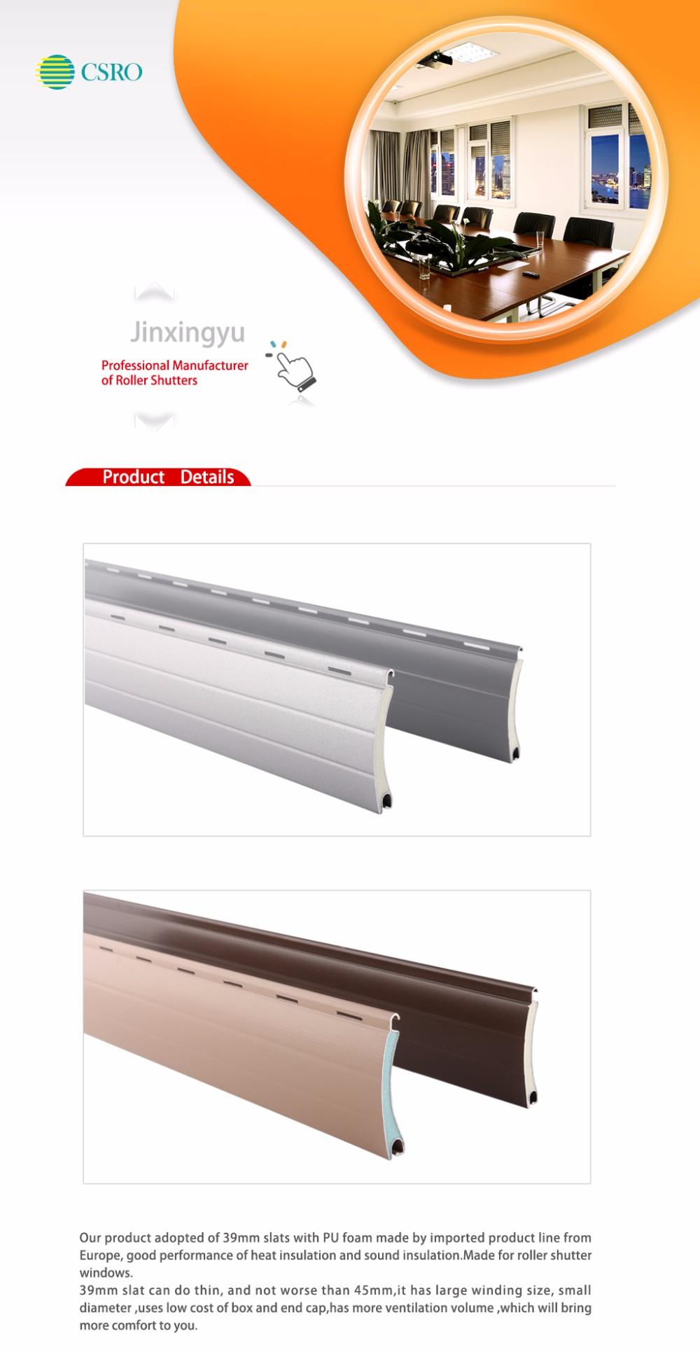 39mm Foam Filled Slat Insulated Exterior Shutters For Windows Buy Exterior Shutters For Windows Exterior Shutters For Windows Parts Insulated
