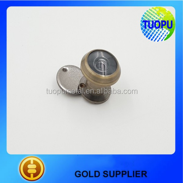 Tuopu brass door peephole,brass door peephole camera made in china
