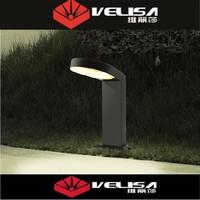 new design aluminum outdoor garden light inc ip54