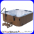 Hot sale new arrival fashion CE SAA approval 7 persons hot tub