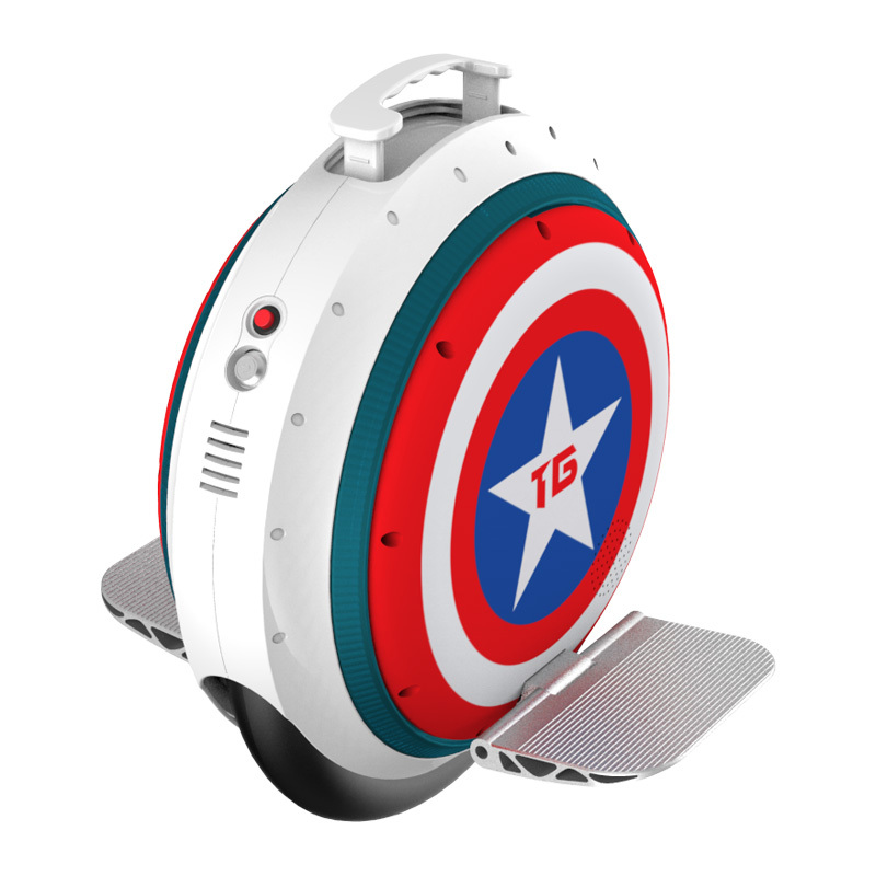 tg Captain America Self Balance Unicycle