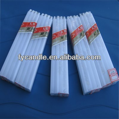 wholesale decorative white pillar candles