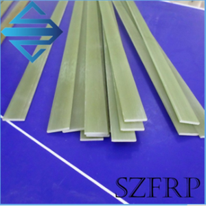 High quality FRP GRP fiberglass epoxy flat strips for producing bows