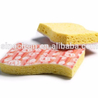 Heavy Duty kitchen dish cellulose Scouring Sponges