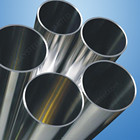 201 induction stainless steel round welded pipe for handrail