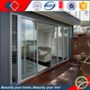 2017 new Aluminium Doors And Windows Double Glass Price