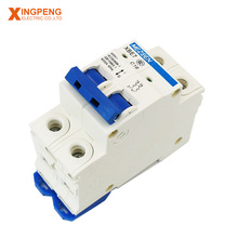 Factory price 10a 16a circuit breaker 6ka c45 instantaneous trip mcb