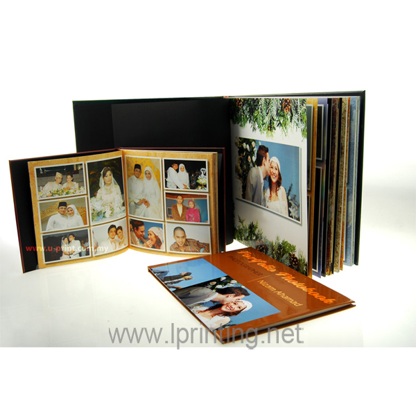 Good quality wedding albums, wedding photo books printing