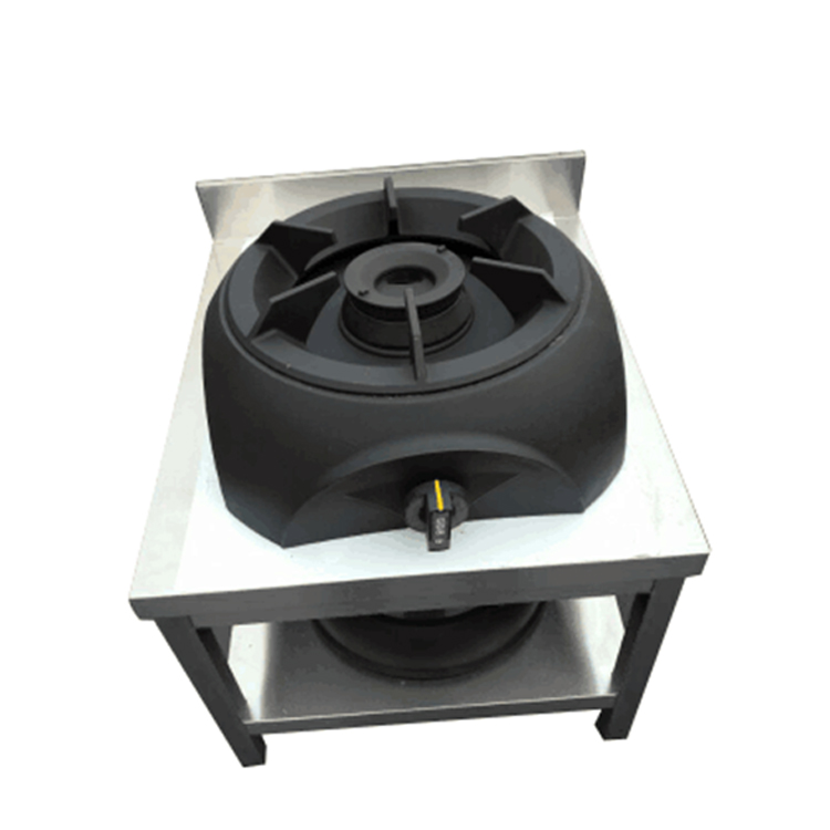Asia Cooking Equipment Cast Iron Burner Desktop Gas Boiler