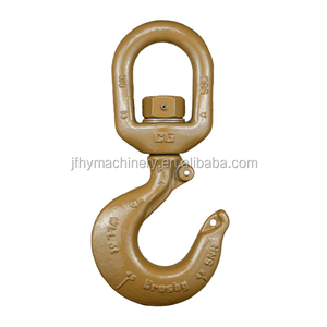 Forging 360 Rotating crane metal hook