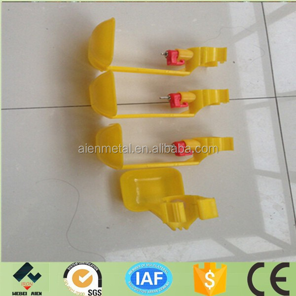 manufacture automatic poultry nipple drinker wholesale