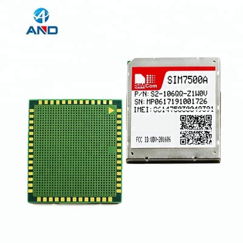 SIMCOM 4G SIM7500A LTE CAT1 Module for USA,sim7500a