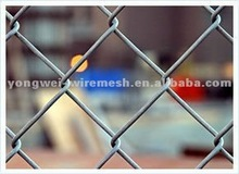 galvanized chain link fence 50*50mm