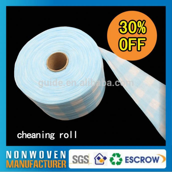 Made In China Biodegradable High-Grade All Purpose Cloths Cleaning Supply