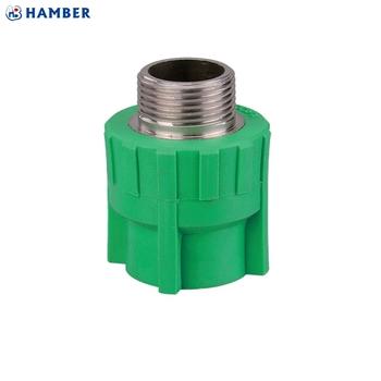 Hb P 023 Plastic Pp R Plumbing Water Pipe Ing Ppr Male Socket