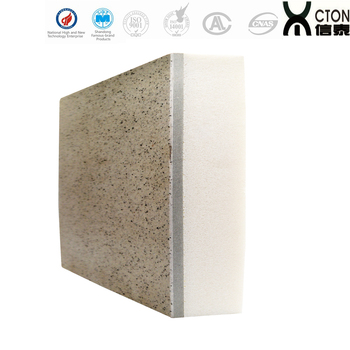 Polystyrene fireproof xps foam insulation wall board buy for Fireproof wall insulation