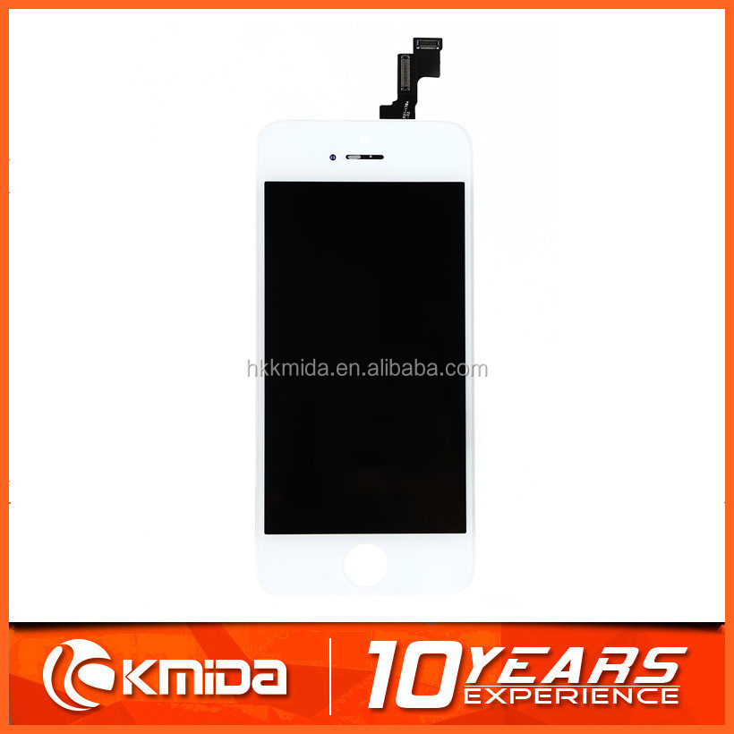 OEM Free Shipping lcd for iphone 5s lcd display, for iphone 5s lcd screen digitizer with fast delivery