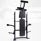 Gym lifting equipment weight bench
