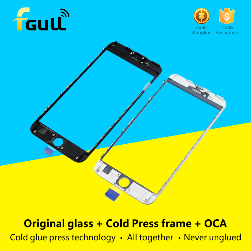 2016 new technology original glass + Cold Press frame + oca oca lamination machine for iphone samsung lcd for iphone 6 7