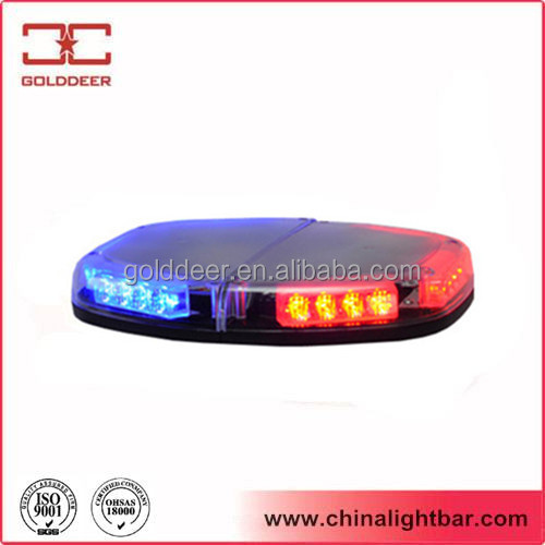 Police Car LED Strobe Warning Mini Lightbar