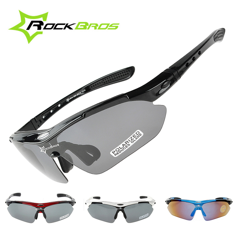 88a0588d0b Rockbros Pro Cycling Eyewear Polarized Cycling Sunglasses Mtb Bike Bicycle  Glasses Men Women .