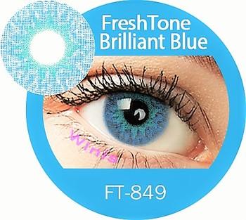 1ae9f3c1c15 Freshtone Colour Contact Lenses Extra Series Brilliant Blue Color ...